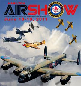 Hamilton Airshow 2011