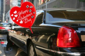 Limo in Toronto on Valentine's Day