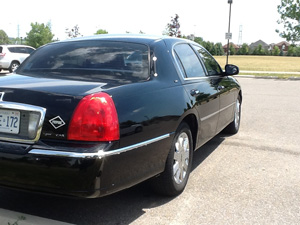 Limo Service from Burlington to Toronto Pearson Airport