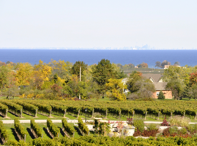 Niagara & Lake Ontario