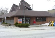 A Photo of a Post Office in Arthur, Ontario