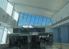 Photo of the Buffalo Niagara International Airport