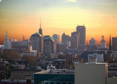Photo of the Buffalo, NY Skyline