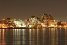 A photo of Downtown Burlington, ON