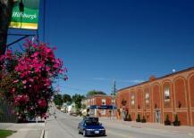 A Photo of a Street in Caledon, Ontario