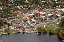 Photo of Downtown Huntsville, Ontario