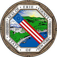 Erie County, New York (seal)