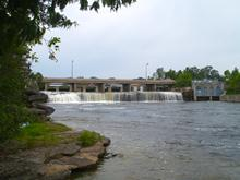 Photo of a Power Station in Fenelon Falls, Ontario