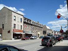 Fergus, Ontario St. Andrew St. E.