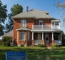 A Photo of a Homestead in Alliston, Ontario