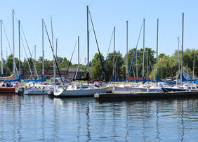 Georgina, Ontario Waterfront