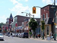 Photo of the Lakefield, Ontario