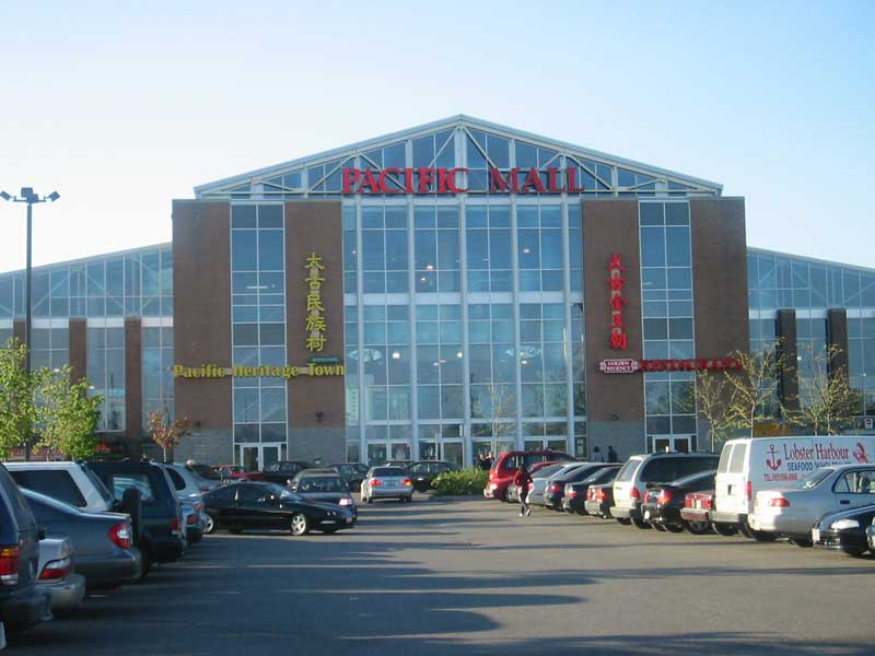Markham, Ontario Pacific Mall