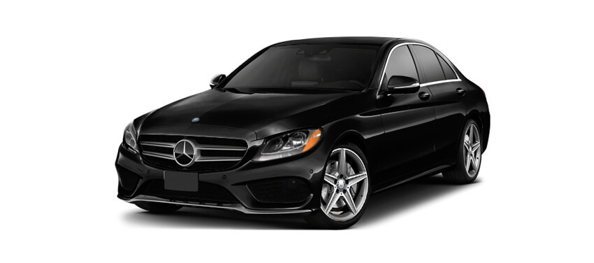 Mercedes C300-4Matic