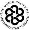 The Municipality of Metropolitan Toronto (seal)