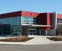 A Photo of a Building in Alliston, Ontario