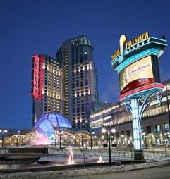 Photo of the Niagara Fallsview Casino Resort