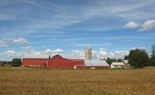 A Photo of a Farm in Schomberg, Ontario