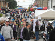 A Photo of St. George Apple Fest