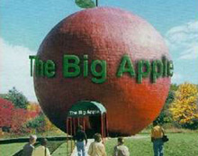 Photo of the Big Apple Restaurant in Colborne, Ontario