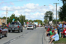 Photo of the Delhi Harvest Festival Parade 2012
