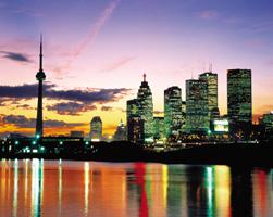 Photo of the City of Toronto