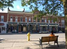 Streetview of Scugog, Ontario