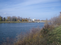 A photo of a Canal in Welland, Ontario