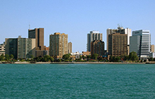 Photo of Windsor, Ontario skyline