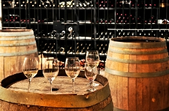 Photo of a Wine Cellar