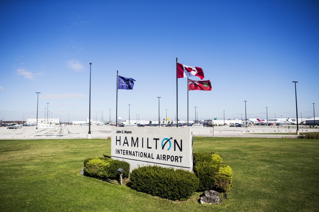 Hamilton International Airport | John C. Munro